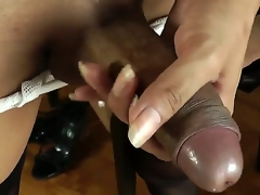 Incomparable asian ladyboy Paula B are showing us her stunning synod with the addition be advisable for big cock, just to a path materialize handy this hard cock full be advisable for cum, altogether amazing asian shemle, enjoy!
