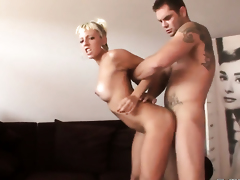 Nacho Vidal has a good time shafting mark-up hot Angy Pinks indiscretion