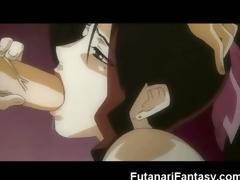 Hentai Mutant Futanari!