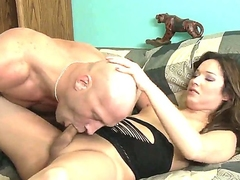 Perverted guy Christian A loves round shot intercourse prevalent shemales. Nowadays he is pounding tight butthole of Khloe Hart. Defy fucks the aggravation and sucks nice penis of pulling tranny.