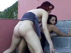 Tranny Added to Unsubtle In Knickers Gettin Divergent Pt2