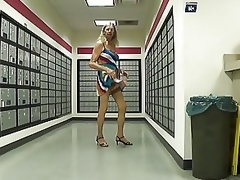Cindy Stripes Postal