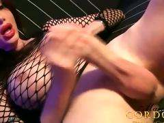 Mariana Cordoba in a bodysuit