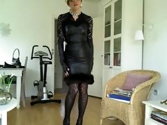 Dastard sexy black go to ground dress 1